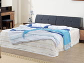 床架 FB-067-4A 威爾森6尺雙人床 (床頭+床底)(不含床墊) 【大眾家居舘】