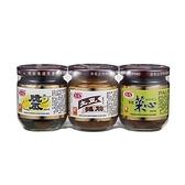 愛之味醬菜三寶組合包170Gx3【愛買】