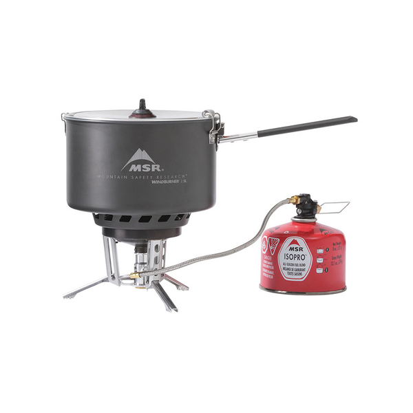 MSR Windburner Group Stove Systems 效率系統蜘蛛爐2.5L