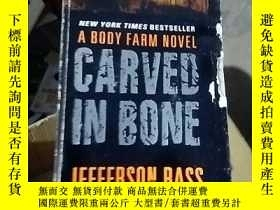 二手書博民逛書店Carved罕見in BoneY15389 : Jefferso