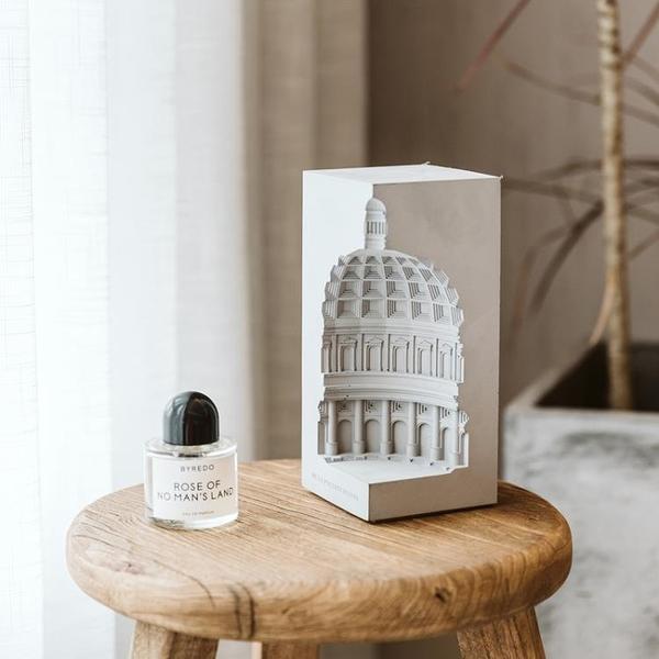 水泥建筑模型擺件北歐創意家居裝飾工藝品桌面玄關客廳酒柜擺設 快意購物網