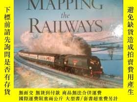 二手書博民逛書店MAPPING罕見the RAILWAYSY16149