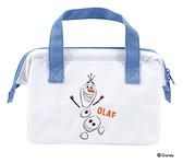 【五折】冰雪奇緣2 雪寶 便當袋 手提袋 保溫 保冷 日本正版 該該貝比日本精品