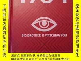 二手書博民逛書店1984罕見george orwell 終身收藏版Y227053 george orwell arcturus