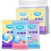 奈森克林 水滴將純水柔濕巾隨身包(8抽x6包一組)-濕紙巾 濕巾 超含水