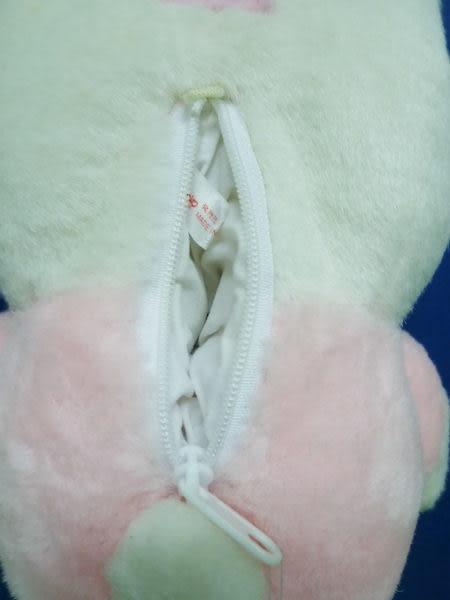 【震撼精品百貨】Hello Kitty 凱蒂貓~毛毛造型手提袋『粉花』