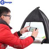 小型LED攝影棚便攜攝影箱