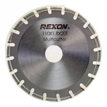 木鋁工圓鋸片 110mm x1.8mm x20T