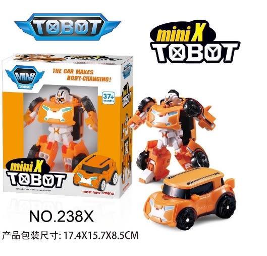Tobot 機器戰士-238X