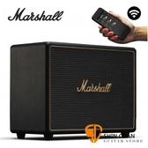 【缺貨】Marshall Wobrun Wifi 音響 Multi-Room 無線喇叭 Wi-Fi / 藍芽喇叭 經典音箱 造型/台灣公司貨黑