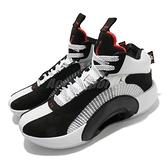 Nike Air Jordan XXXV GS 35 DNA 白 黑 紅 籃球鞋 女鞋 AJ35 35代 【ACS】 CQ9433-001