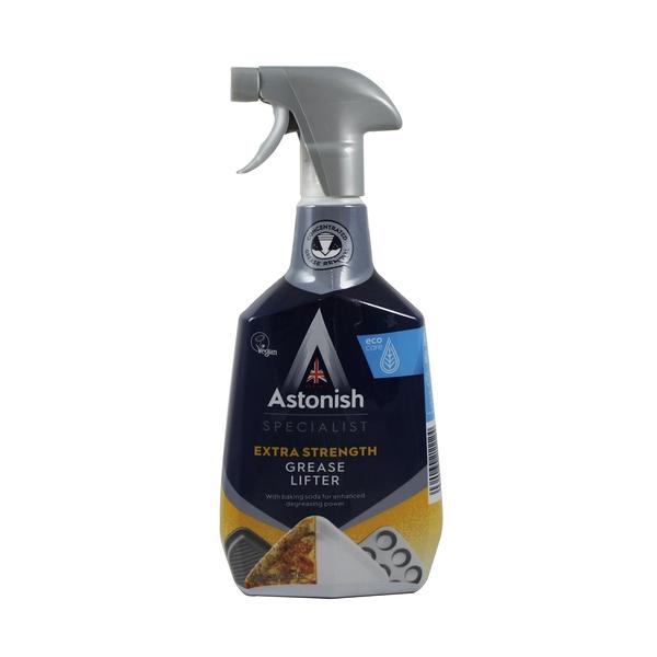 Astonish 英國 潔橫掃油污除油清潔劑 750ml
