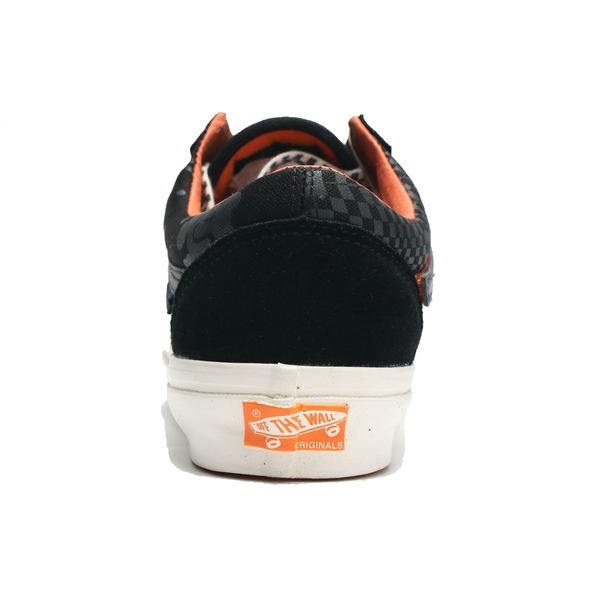 VANS x PORTER 休閒鞋 板鞋 OG OLD SKOOL LX 黑 聯名 魔鬼氈 低筒 男女 (布魯克林) VN0A4P3XXG5