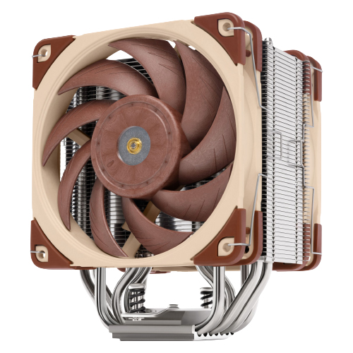 Noctua 貓頭鷹 NH-U12A 高15.8cm 非對稱七導管雙扇靜音CPU 單塔散熱器