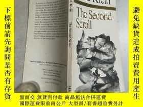 二手書博民逛書店(英文原版)the罕見second scroll(32開)Y11