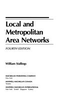 二手書博民逛書店 《Local and Metropolitan Area Networks》 R2Y ISBN:0024154652│MacMillan Publishing Company