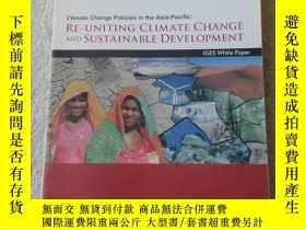 二手書博民逛書店Climate罕見change policies in the