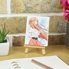 【10月新品】桌上油畫組(迷你)-刀劍神域ⅢA款(亞)