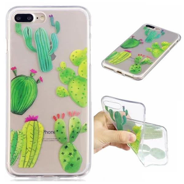 iPhone7 i7 i6s i6 4.7 Plus 5.5 清透彩繪 韓系 手機殼 軟殼 全包覆保護殼 軟套 手機套