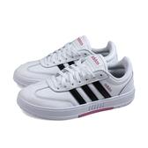 adidas GRADAS 網球鞋 運動鞋 白/黑 女鞋 FW9366 no869
