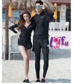 得來福外套,V286泳衣黑夏情侶長袖外套單男生一件是750元,