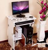 電腦桌 小戶型迷你電腦桌 家用簡約現代 筆記本台式桌辦公創意寫字台桌子·夏茉生活YTL