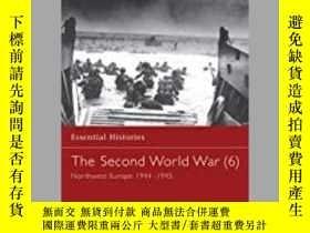 二手書博民逛書店The罕見Second World War (6) (damaged)-第二次世界大戰(6次)(損壞)Y414