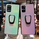 三星S20/S10/S9/S8 Plus保護殼 皮革蛇皮幻彩皮紋三星S10+手機殼 SamSung S9plus保護套 Galaxy S20 Ultra手機套