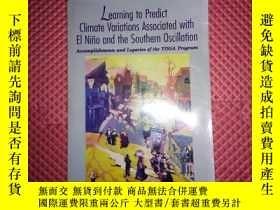 二手書博民逛書店LEARNING罕見TO PREDICT CLIMATE VAR