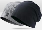 帽子男潮秋冬季薄款包頭帽女套頭帽夏季棉帽月子帽睡帽頭巾堆堆帽