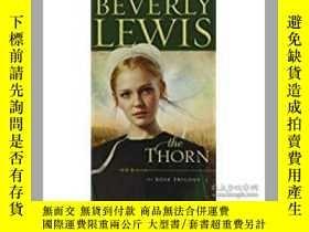 二手書博民逛書店The罕見Thorn (Rose Trilogy)Y26437