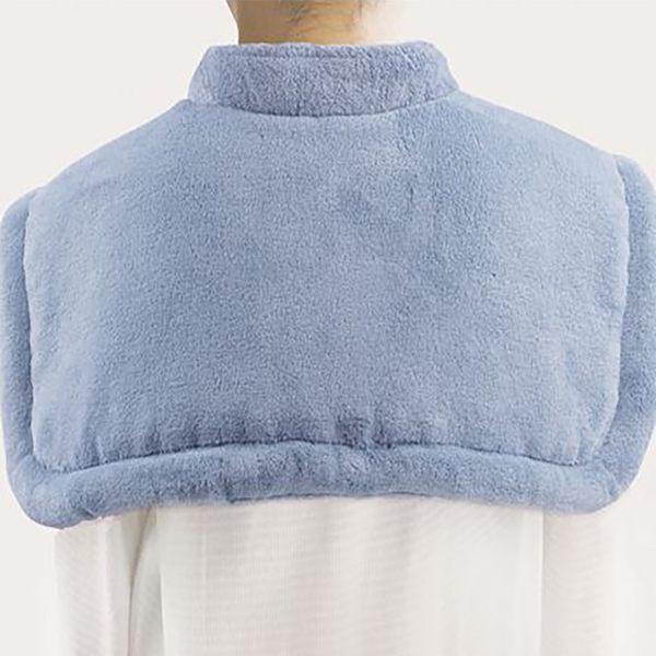 SUNLUS 三樂事 暖暖頸肩雙用熱敷柔毛墊 SP1003(MHP1010) 50x50 動力式熱敷墊 電毯 電熱毯【生活ODOKE】