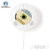 CD機 麥絲瑪拉樂動DVD便攜式學生CD機器藍牙DVD播放機復讀英語學習光盤  交換禮物