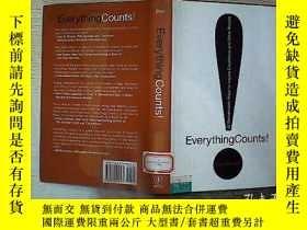 二手書博民逛書店Everything罕見Counts..Y203004 Gary