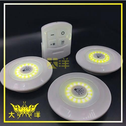 ◤大洋國際電子◢ 超薄LED圓形吸頂燈 (附遙控) 1336 臥室圓形吸頂燈 房間吸頂燈