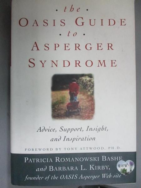 【書寶二手書T1/醫療_ZKH】The OASIS Guide to Asperger Syndrome: Advice, Support…