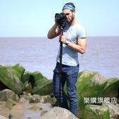 三腳架獨腳架單反miliboo米泊MTT705A攝影攝像機三腳架便攜通用曼富圖wy
