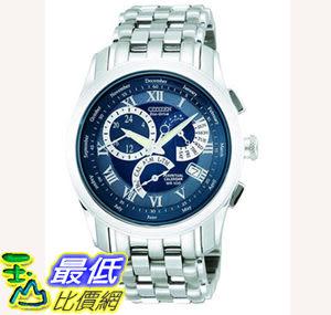 [104美國直購] 男士手錶 Citizen Men s BL8000-54L Eco-Drive Calibre 8700 Perpetual Calendar Sport Watch $15921