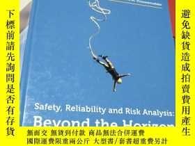 二手書博民逛書店Safety罕見.Reliability and Risk An