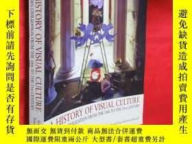 二手書博民逛書店A罕見History of Visual Culture: We
