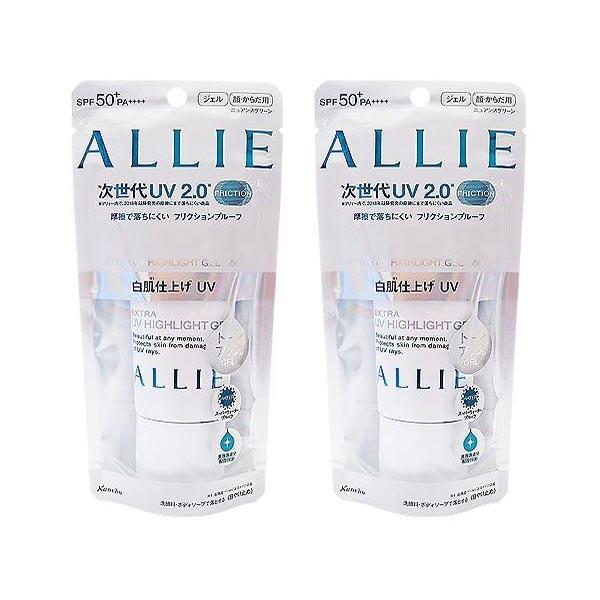 Kanebo 佳麗寶 ALLIE EX-UV亮白水凝乳(60g)【小三美日】
