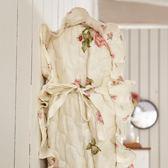 (百貨週年慶)床頭罩歐蘇縵正韓棉質花邊床頭罩布藝皮藝棉質床頭套夾棉靠背罩防塵罩