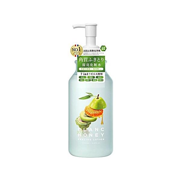 布朗蜂蜜BLANC HONEY 角質調理提亮化妝水(450ml)【小三美日】