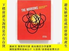 二手書博民逛書店The罕見Moderns: Midcentury American GraphicY343753 Steven