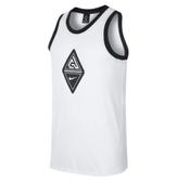 NIKE服飾系列-GIANNIS M NK SL PRINT 男款籃球背心 白-NO.CD9557100
