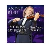 【停看聽音響唱片】【CD】安德烈.瑞歐:我的音樂世界 (2CD)
