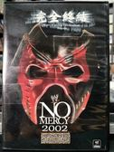 挖寶二手片-P02-417-正版DVD-摔角【NO MERCY完全終結2002】