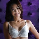 【南紡購物中心】【華歌爾】優雅蕾絲全罩式胸罩 D罩杯(優雅白)