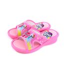 彩虹小馬 My Little Pony 拖鞋 防水 粉紅色 中童 童鞋 MP0170 no815