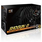 富鈞 Xigmatek SHOGUN G/將軍 G 650W 80+金牌 電源供應器